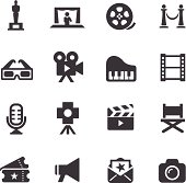Film Industry Icons - Acme Series