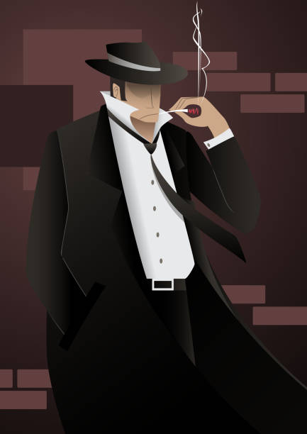 Best Noir Illustrations, Royalty-Free Vector Graphics
