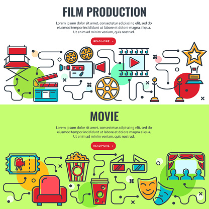 Film Production and Movie Banners