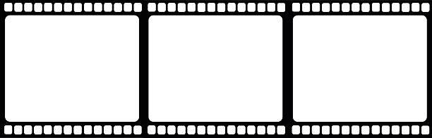 필름 릴 일러스트는 벡터 일러스트 격리됨에 - 말기 stock illustrations