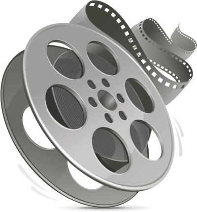 Rolo De Filme - Arte vetorial de stock e mais imagens de Arte, Cultura e Espetáculo