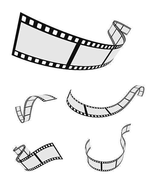 Royalty Free Film Reel Clip Art, Vector Images ...