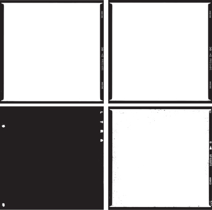 film scans medium format square trace