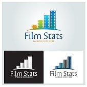 Film stats vector