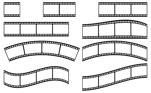 Film strip stock