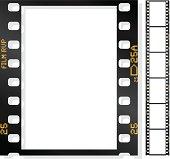 35mm film strip.