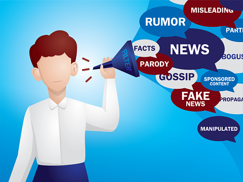 Filtering out fake news