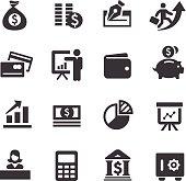 Finance Icons - Acme Series