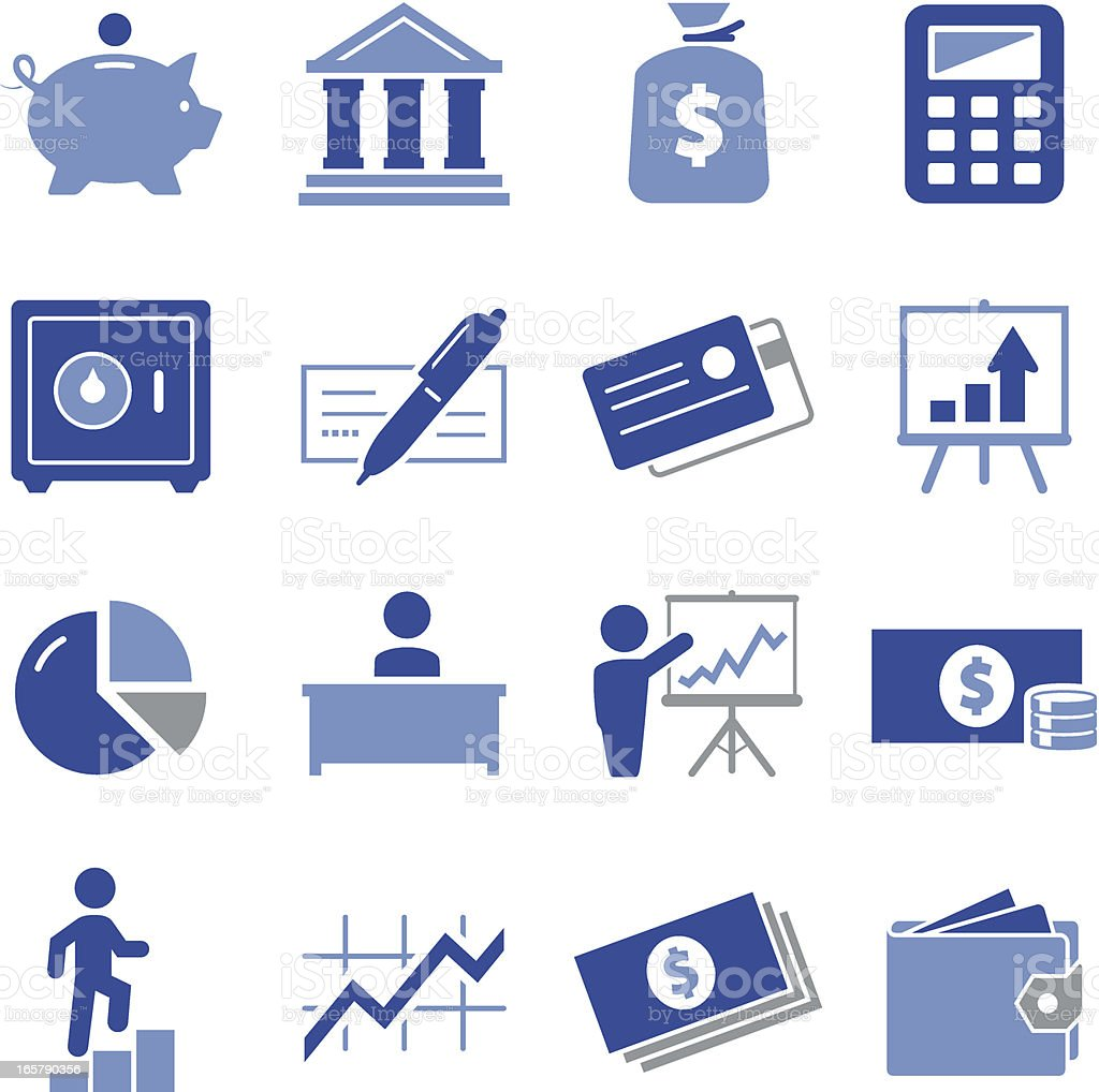 Finance Icons - Pro Series royalty-free finance icons pro series stock vector art & more images of arrow symbol