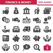istock Finance & Money Icons 1030878592