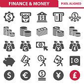istock Finance & Money Icons 1035017060