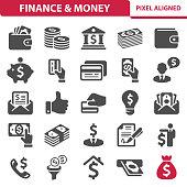 istock Finance & Money Icons 1044869912