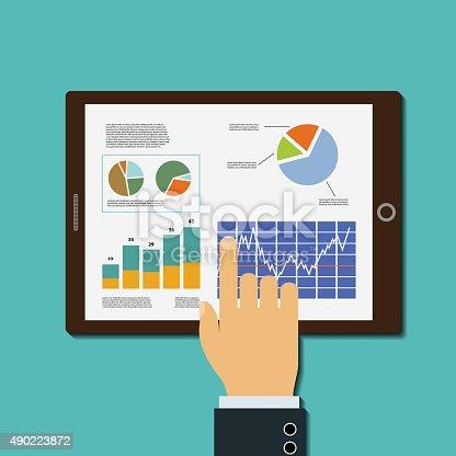 istock Financial analysis 490223872