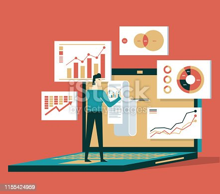 Analysis and statistic online services