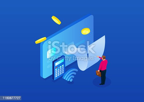 Financial bills online view
