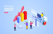 Financial management and financial data analysis