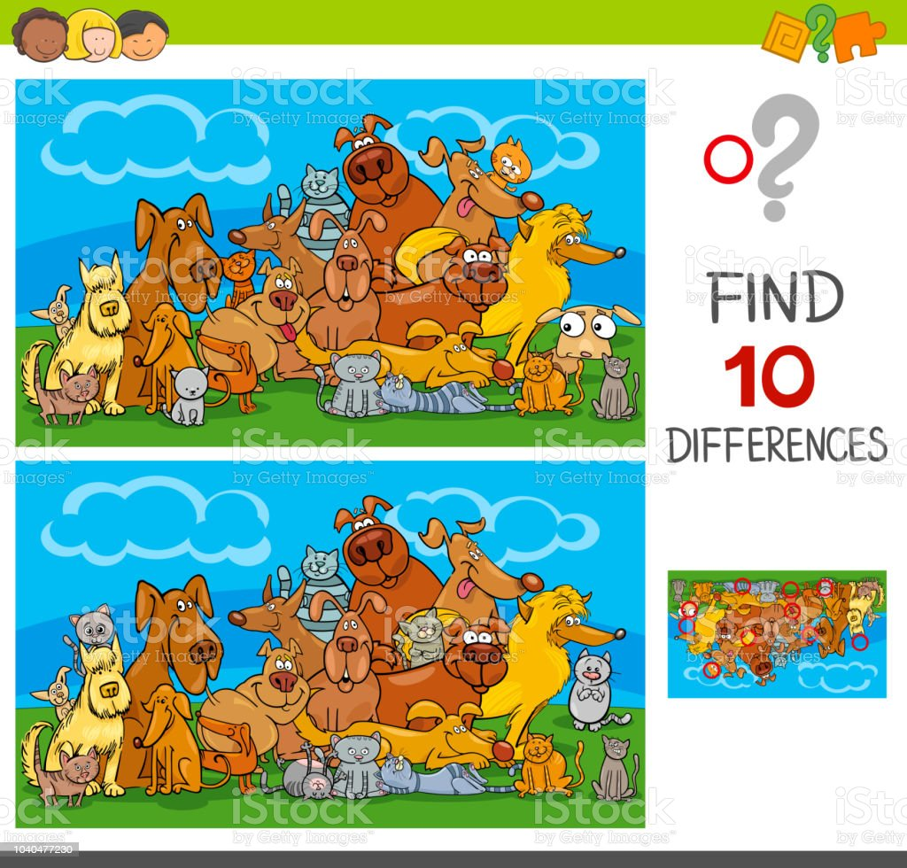 free find the difference games