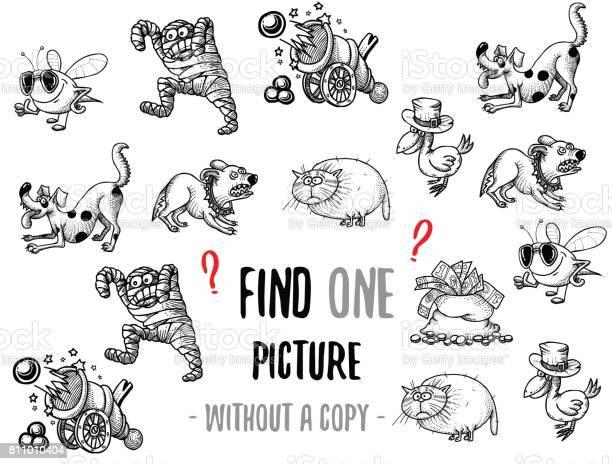 Find one picture educational game vector id811010404?b=1&k=6&m=811010404&s=612x612&h=hr7mwzxql a1xssv4gvnrx pztho jrzy4xwwxwyqxy=