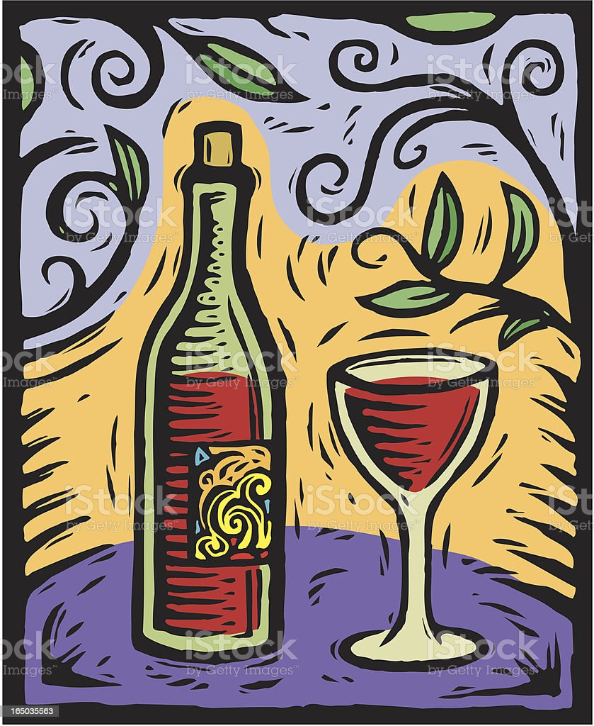Fine wine royalty-free fine wine stock vector art & more images of alcohol