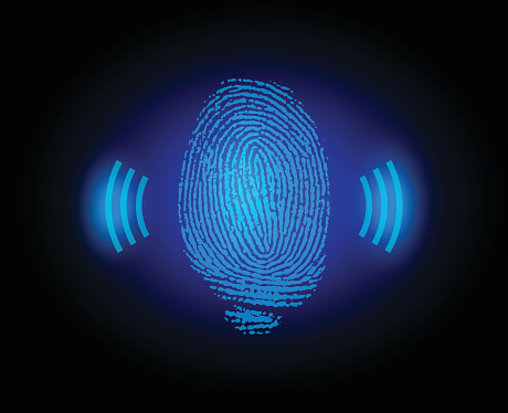 finger print with signal