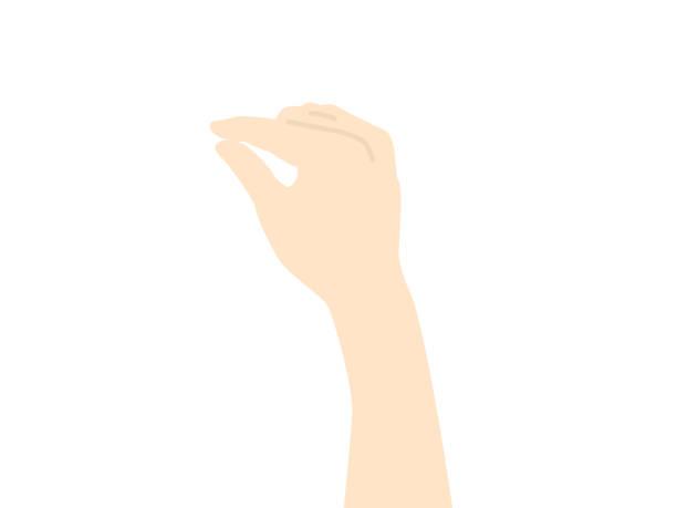 illustrazioni stock, clip art, cartoni animati e icone di tendenza di finger - raccogliere frutta