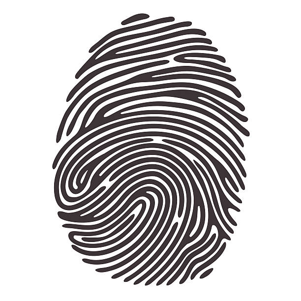 Royalty Free Thumbprint Clip Art, Vector Images ...