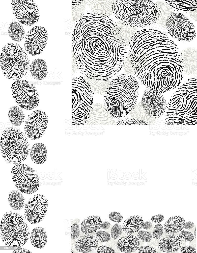 Fingerprints seamless patterns set royalty-free fingerprints seamless patterns set stock vector art & more images of abstract