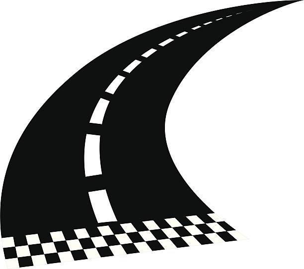 Best Grand Prix Motor Racing Illustrations, Royalty-Free ...