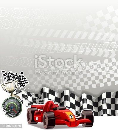 istock finish racecar 1255730675