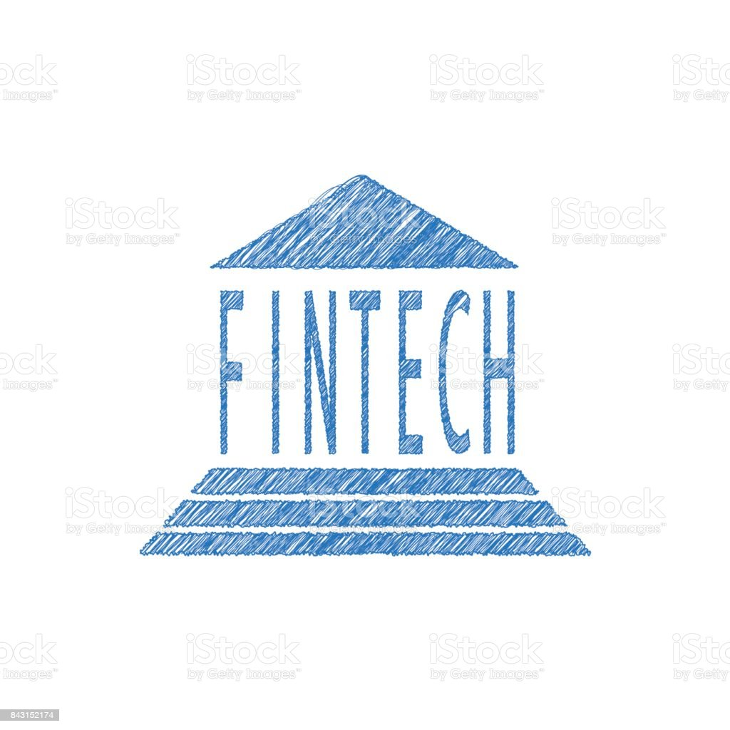 Fintech icon sign symbol with sketch drawing effect stock vector fintech icon sign symbol with sketch drawing effect royalty free fintech icon sign symbol biocorpaavc Gallery