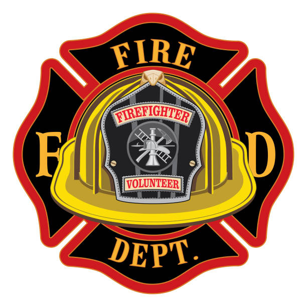 Best Fire Station Illustrations, Royalty-Free Vector ...