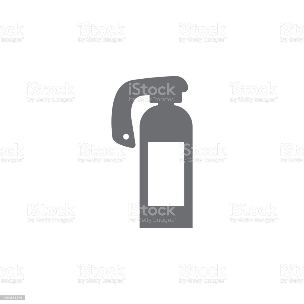 Fire Extinguisher Icon Simple Element Illustration Fire Extinguisher