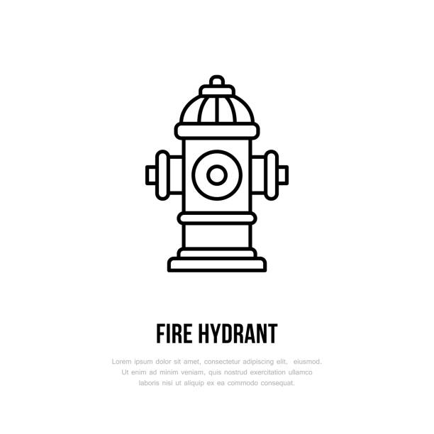 Top 60 Fire Hydrant Water Clip Art, Vector Graphics and