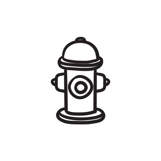 Top 60 Fire Hydrant Clip Art, Vector Graphics and