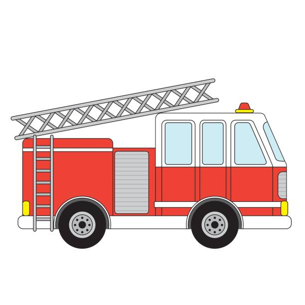 Royalty Free Emergency Services Vehicle Clip Art, Vector ...