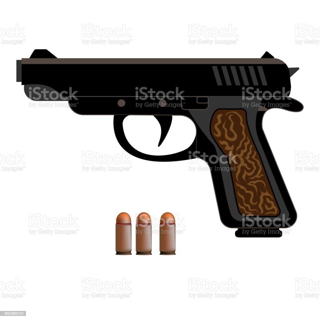 銃器や銃弾gan および弾薬ピスト...