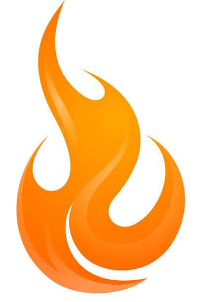 illustrations, cliparts, dessins animés et icônes de élément de conception de boule de feu - tatouages feu