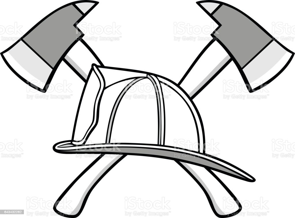 royalty free fireman hat clip art vector images illustrations rh istockphoto com firefighter hat free clipart