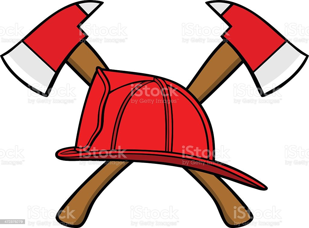 royalty free fireman hat clip art vector images illustrations rh istockphoto com fire hat clipart black and white