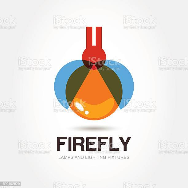 Firefly bug vector logo design template abstract colorful lamp icon vector id520192829?b=1&k=6&m=520192829&s=612x612&h=dnddoic0r 3kywieueebu5z86a2pn6knih4y r0w tw=