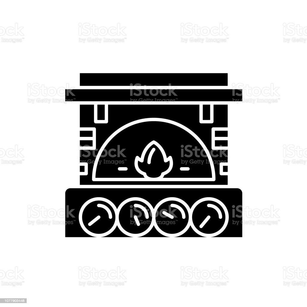 Icone De Cheminee De Brique Noire Vector Signe Sur Fond Isole Symbole De Cheminee Brique Concept Illustration Vecteurs Libres De Droits Et Plus D Images Vectorielles De Beaute Istock