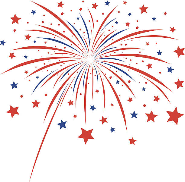 Royalty Free Firework Display Clip Art, Vector Images ...