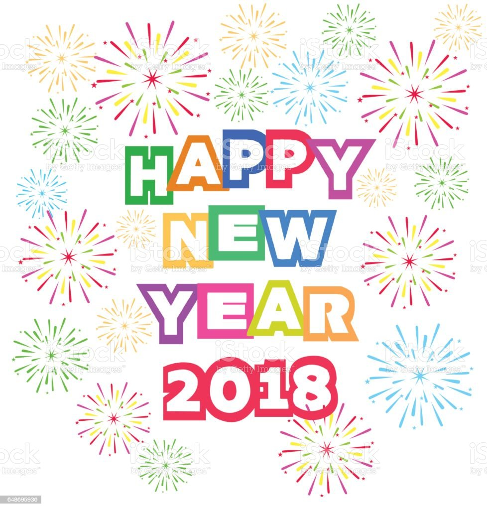 HD Images of New Year 2018