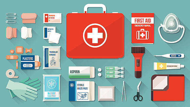 Best First Aid Illustrations, Royalty-Free Vector Graphics