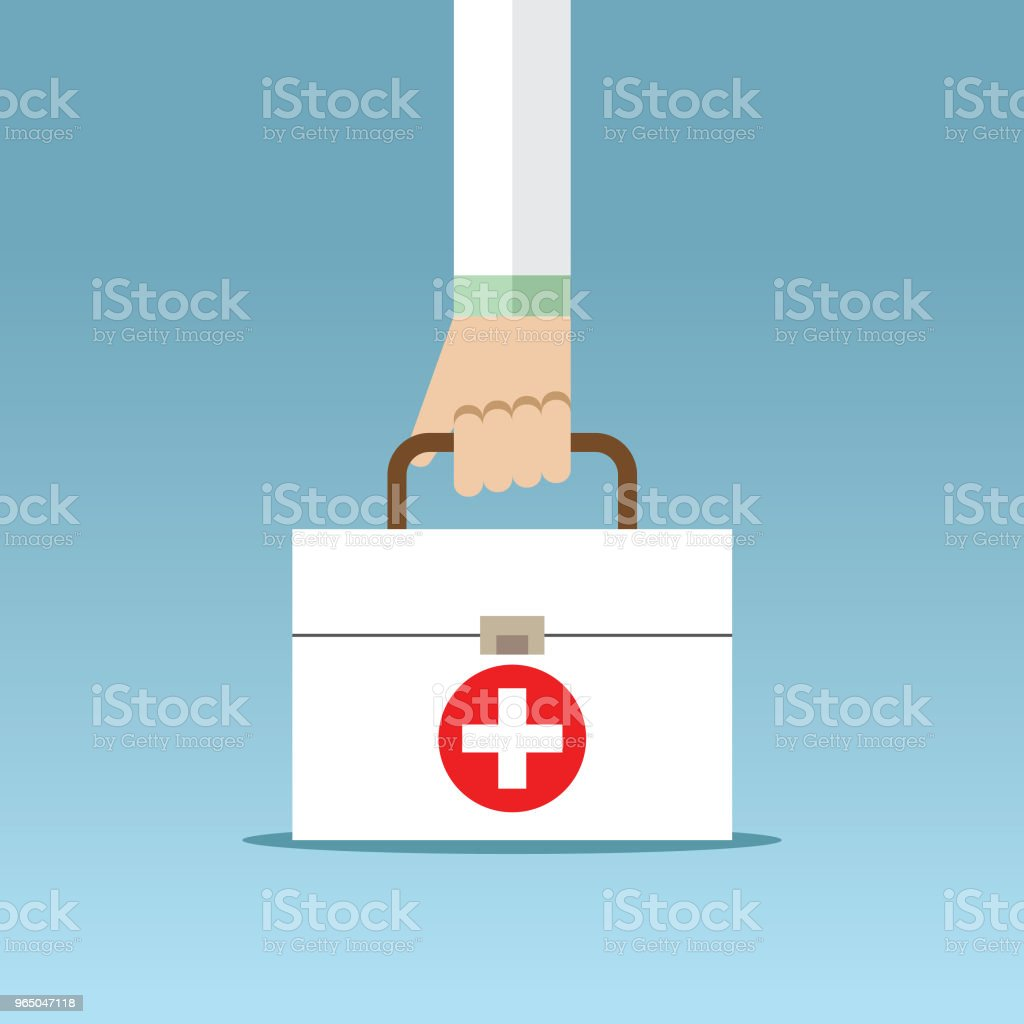First aid kit royalty-free first aid kit stock vector art & more images of ambulance