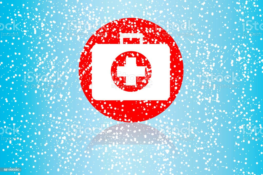 First Aid Vector First Aid Background Merry Christmas Stock