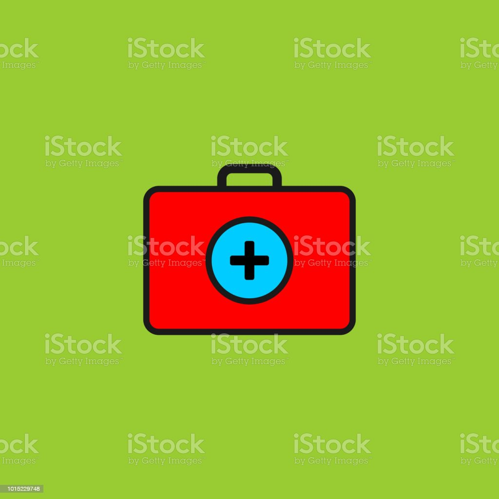 First Aid Vector Icon Stock Illustration - Download Image Now - iStock