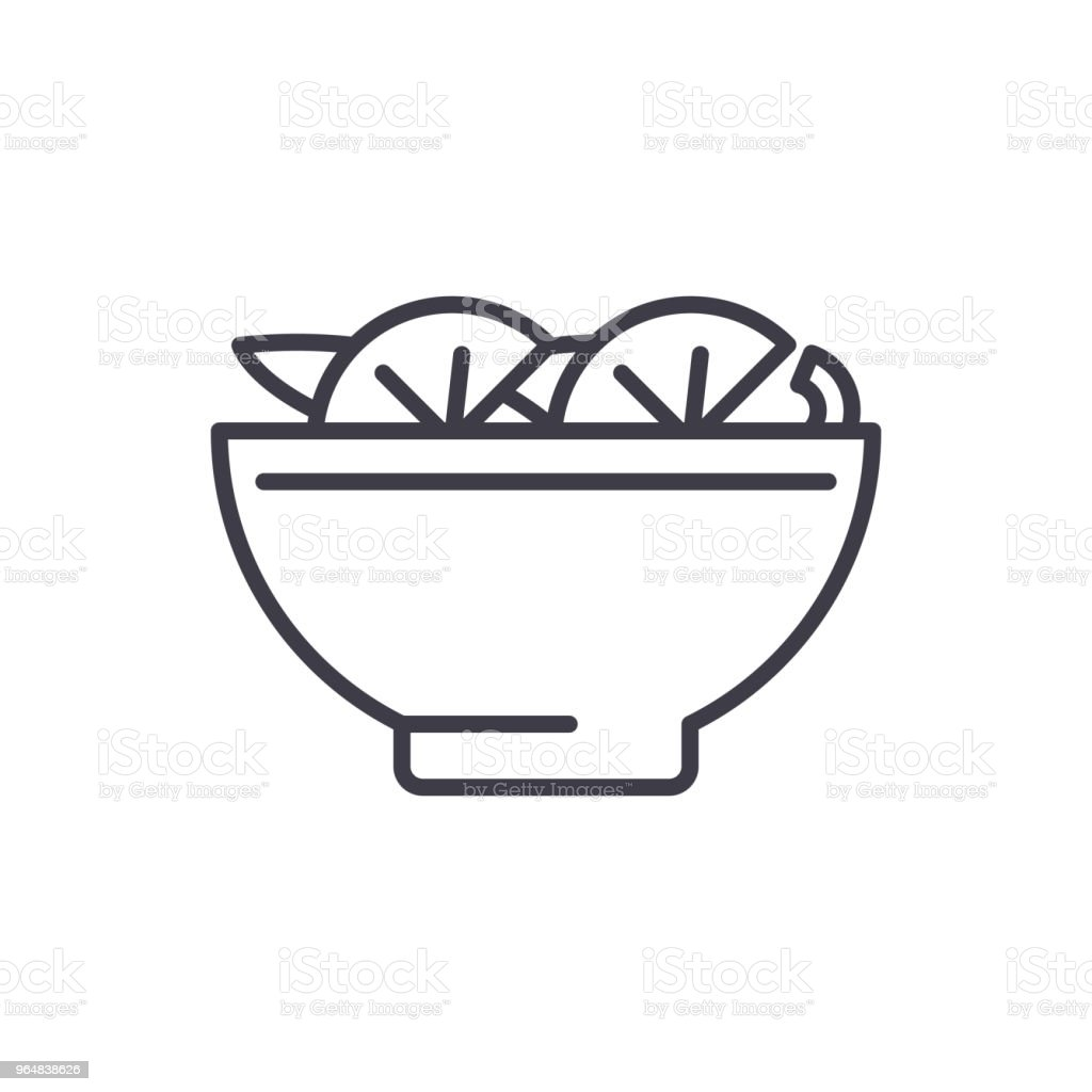 First course black icon concept. First course flat  vector symbol, sign, illustration. royalty-free first course black icon concept first course flat vector symbol sign illustration stock vector art & more images of achievement
