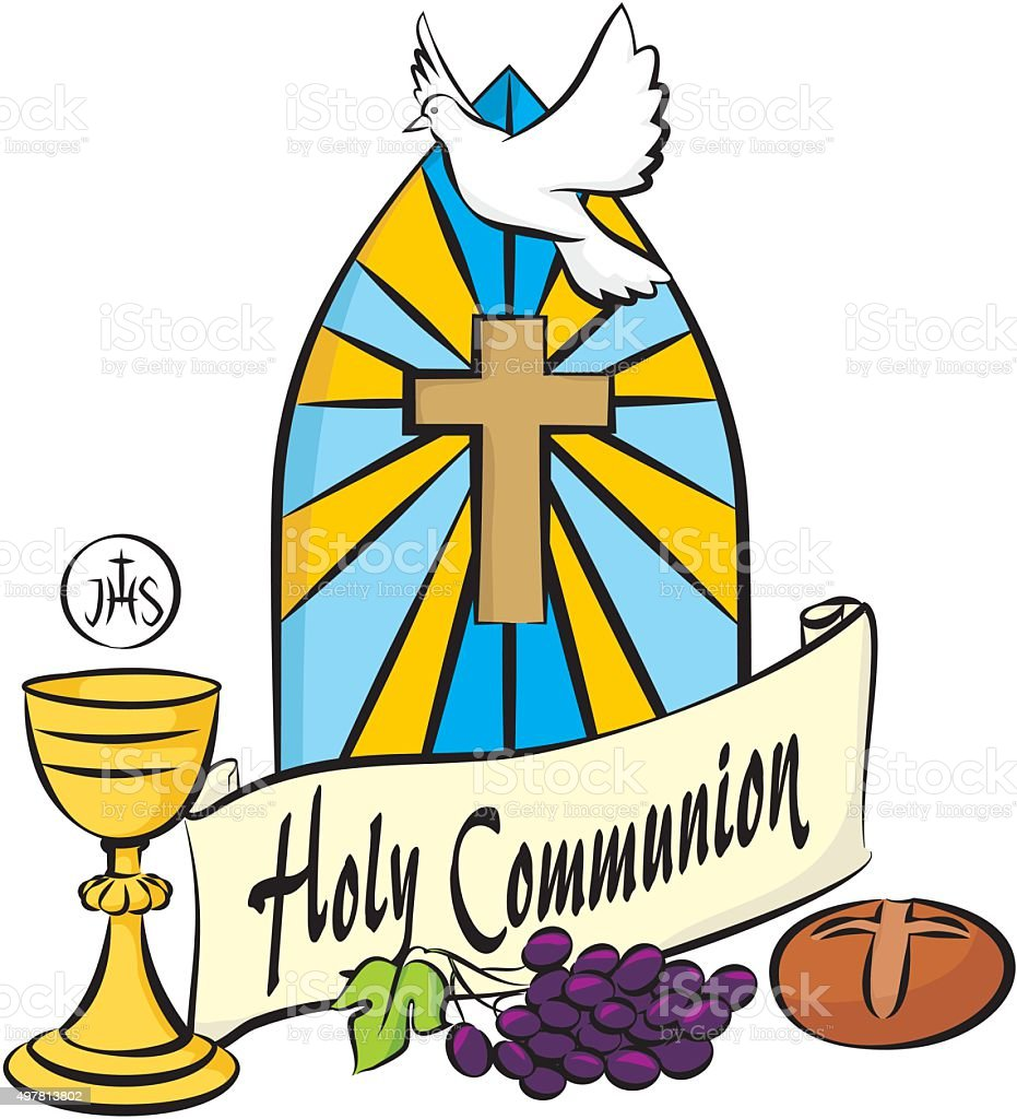First Holy Communion Stock Vector Art & More Images of ...