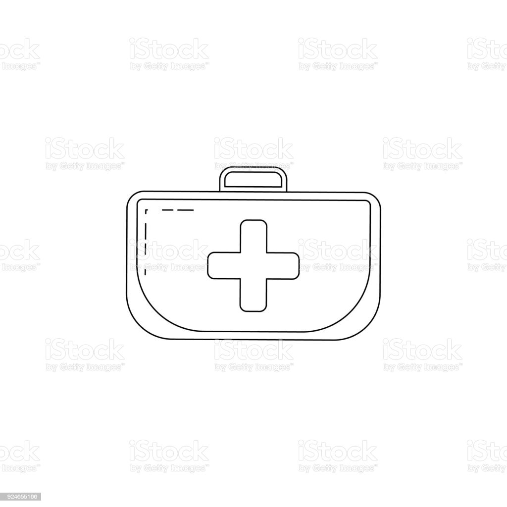 Firstaid Kit Icon Element Of Military Icon For Mobile